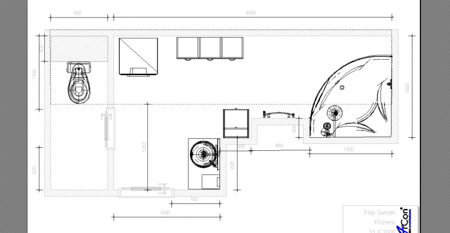 Rekonstrukce domu projekt cena